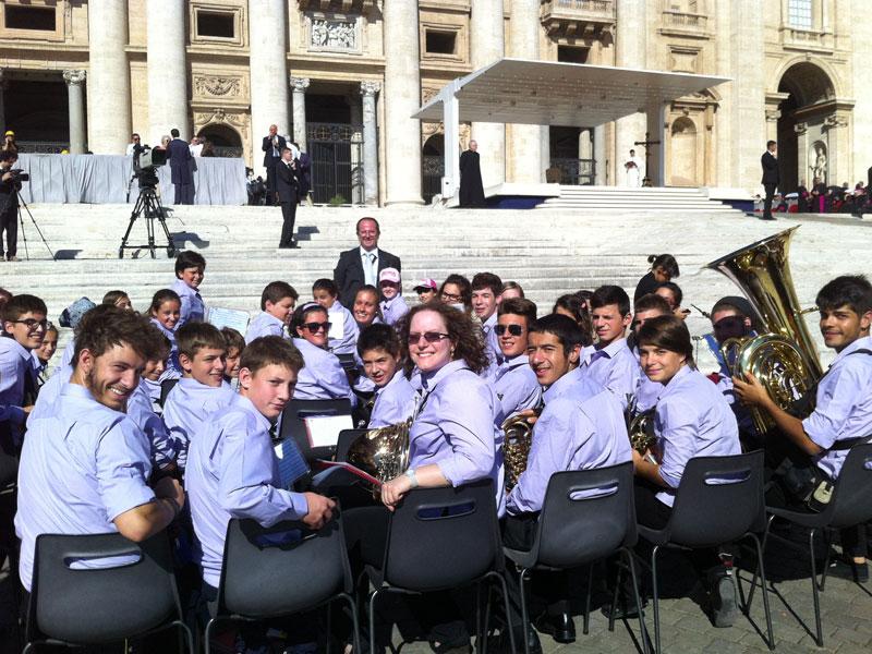 Gianico 1 ottobre: Banda Musicale di Gianico