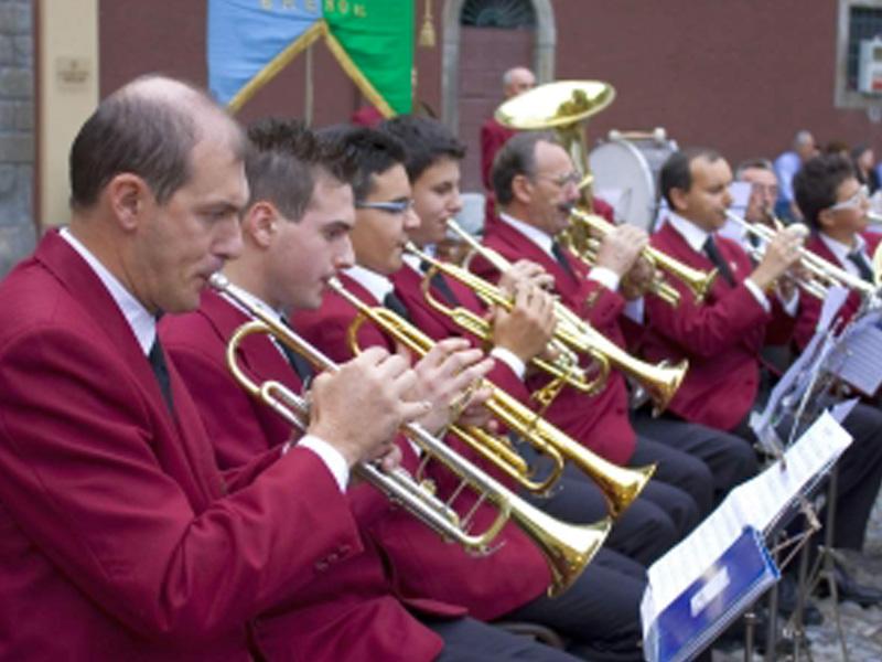 Breno 1 ottobre: Gruppo Ottoni Civica Banda musicale Breno