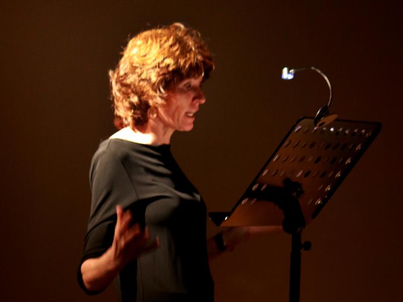 Monte di Berzo demo 2 ottobre: Luisella Pedretti