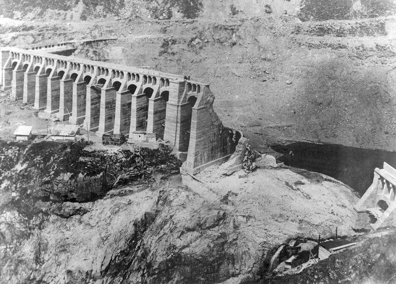 Breno2017_Diga del Gleno dopo il crollo del 1923