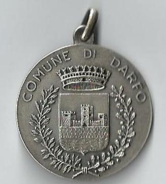 1968 medaglia recto